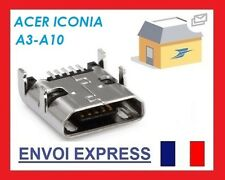 Power USB Micro Charging Jack Socket Port Connector UB097 Acer Iconia A3-A10