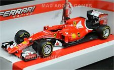 FERRARI F1 SEBASTIAN VETTEL 1:24 Formula One Diecast Car Model Die Cast Cars