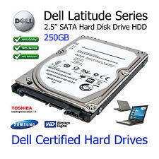 "250GB Dell Latitude E5410 2.5"" SATA Laptop Hard Disk Drive (HDD) Upgrade"