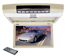 "New Pyle PLRD94 9.4"" Roof Mount Monitor Built-In DVD CD USB SD Player + Remote"