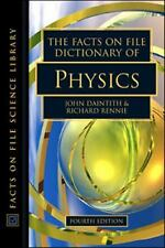 The Facts On File Dictionary Of Physics (Science Dictionary)-ExLibrary