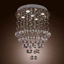 On Sale Baroque Marvel K9 Crystal Chandelier with 5 lights Ceiling Pedant Lamps