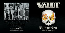 VAULT Burning Eyes The Anthology cd 80s dutch metal sad iron angus nwobhm vortex