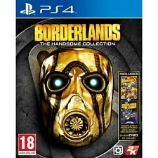 Borderlands The Handsome Collection PS4 Game Brand New