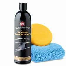 Car Polish PTFE Paint Sealant Car Cleaning Car Wax Shop 500ml Free Microfibre