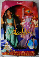 BARBIE DISNEY mattel collector Jasmine 1001 Notte Doll A. Aladdin raccolta
