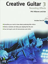 Creative Guitar 3: Recording Effects, New, Hilborne, Phil Book
