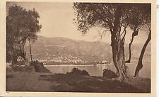 BF11667 beaulieu sur mer a travers les oliviers france  front/back image
