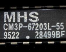 MHS CM3P-67203L-55 2kx9 FIFO 28 pin DIL