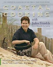Coastal Cooking with John Shields-ExLibrary