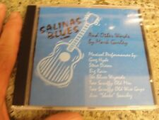 SALINAS BLUES and other words cd by MARK GURLEY marc 2005 giutar guitar music !!