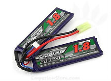 TURNIGY Nano-tech 1800mah 2S 20~40C Lipo 7.4V Battery Airsoft