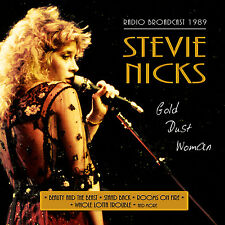 STEVIE NICKS New Sealed 2016 UNRELEASED LIVE 1989 CONCERT CD
