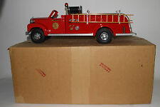 "Smith Miller B Model Mack, ""Open Cab"" Pumper Truck with Box"