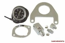TWINCAM ROCKER BOX OIL PRESSURE GAUGE KIT 60 PSI FOR HARLEY 99 UP REPL 75133-99