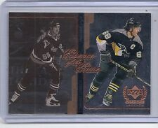 99-00 1999-00 UPPER DECK CENTURY LEGENDS LEMIEUX JAGR ESSENCE OF THE GAME E3