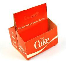 Coca-Cola Coca Cola Miniatura Sixpack -Confezione Bottiglie Elemento portante