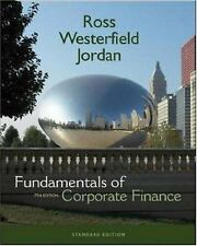 Fundamentals Of Corporate Finance (Mcgraw-HillIrwin Series in Finance, Insurance