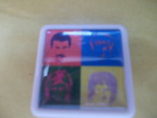 QUEEN HOT SPACE      ALBUM COVER    BADGE PIN
