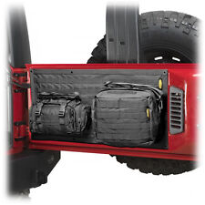 2007-2015 Jeep Wrangler & Unlimited G.E.A.R. Tailgate Cover Kit Black
