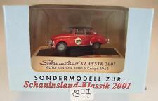 Brekina 1/87 28004 DKW Auto Union 1000s Coupè Schauinsland classica 2001 OVP #1977