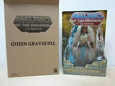 MOTU MOTUC CLASSICS QUEEN GRAYSKULL NEW MASTERS OF THE UNIVERSE HE-MAN MOC