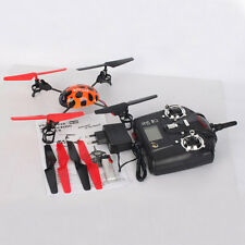 RC Quadcopter Drone Wltoys V929 Beetle Ladybird Mini 4Axis UFO X-copter 3D RTF