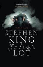 'Salem's Lot by Stephen King (2013, Paperback)