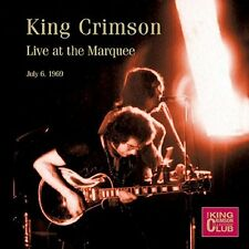 KING CRIMSON LIVE AT THE MARQUEE JULY 6, 1969 CD RECORD STORE DAY 2015 NUOVO !