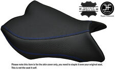 DESIGN 3 GRIP CARBON BLUE ST CUSTOM FITS HONDA CB 1000 R 08-16 FRONT SEAT COVER