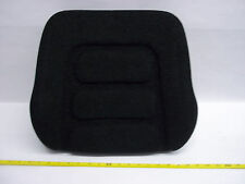 85-128 SMH Forklift, Seat -Back, Cloth, 10 3/8 Between Bottom Holes, 85128