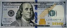 $100.00 Bill Federal Reserve Note  One Hundred Dollar Bill Fastest Shipping!!