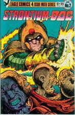 Strontium Dog # 2 (of 4) (Carlos Ezquerra) (Eagle Comics USA, 1986)