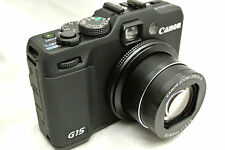 Canon Powershot G15 5x lens equipped compact digital camera *superb *tested