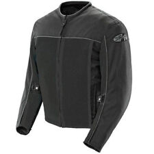 NEW Joe Rocket Velocity Black Water Proof Liner Mesh Motorcycle Jacket XL XLRG