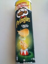 190gram TUBE OF PRINGLES CHEESE & ONION - BRITISH CRISPS - WILL SHIP WORLDWIDE