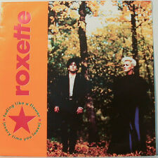 "ROXETTE - EVERY TIME YOU LEAVE - FADING LIKE A FLOWER - 7"" SINGLES  (F828)"