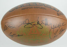 2008 NRL Retro 2008 Football Hand Signed x 16 NRL Captains 'RARE'
