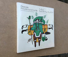 PITSEOLAK PICTURES OUT OF MY LIFE NUIT ART DRAWINGS HC/DJ 1ST ED.