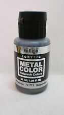 VALLEJO METAL COLOR - AIRBRUSH COLOR - 77711 MAGNESIUM