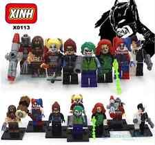 LEGO SUICIDE SQUAD ESCUADRON SUICIDA JOKER HARLEY QUINN MARVEL DC COMICS BLOCKS