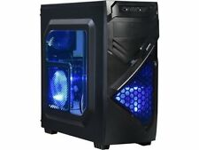 Custom Built 4 GHz Quad Core 8GB 1TB Gaming Desktop PC Computer, Nvidia GTX 1060