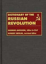 Dictionary of the Russian Revolution, , Good Book