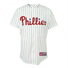 PHILADELPHIA PHILLIES YOUTH HOME REPLICA JERSEY NEW & OFFICIALLY LICENSED MEDIUM