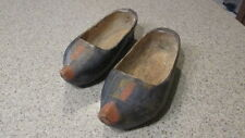 WOODEN SHOES! - Hand Carved, Decorative, Pre-Owned