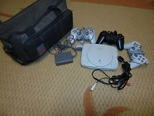 Sony PS One Console & 3 Controllers & (Carrying  Case)  MODEL  SPCH-101    (#1)
