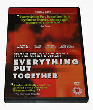 EVERYTHING PUT TOGETHER RADHA MITCHELL JUSTIN LOUIS MEGAN MULLALLY UK R2 DVD NEW