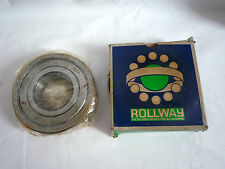 ROLLWAY  BEARING 6310-ZZ / MEATAL SHEILDED 50X110X27mm   NEW /OLD STOCK