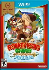 NEW SEALED Donkey Kong Country: Tropical Freeze Nintendo Wii U Nintendo Selects