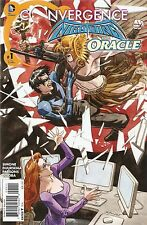Convergence Nightwing & Oracle '15 1 Thompson Cover VF S3